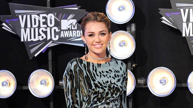 Miley Cyrus MTV Video Music Awards