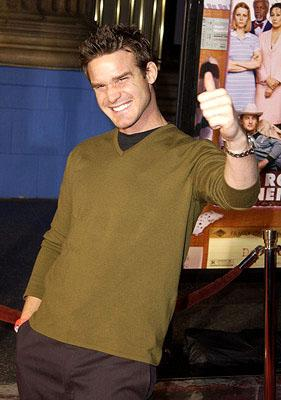 Premiere: Eddie McClintock at the Hollywood premiere of The Royal Tenenbaums - 12/6/2001