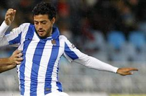 Vela nets again in Real Sociedad win
