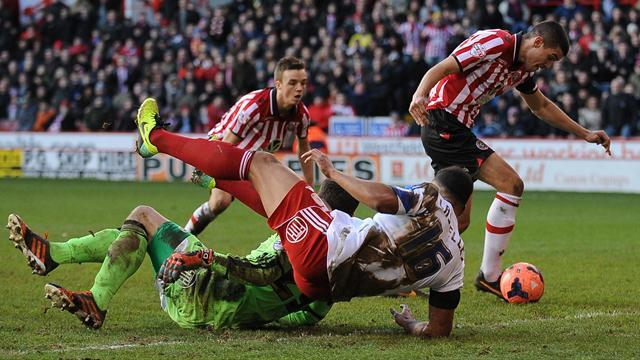FA Cup - Sheffield United beat Forest, set up possible derby