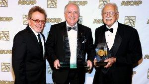 Patrick Doyle, Hal David, 'Three's Company' Theme Honored at ASCAP Film & TV Awards