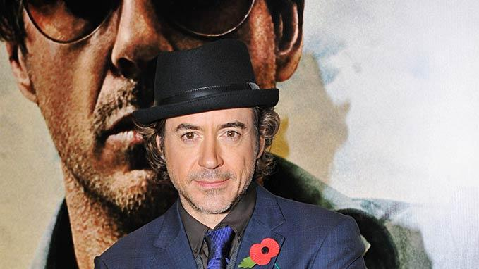 Robert Downey Jr Due DateUK Pr