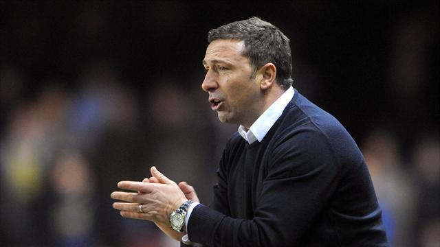 Football - McInnes out to inspire a city