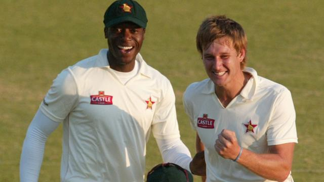 County - Zimbabwe bowler Jarvis dumps country for Lancashire