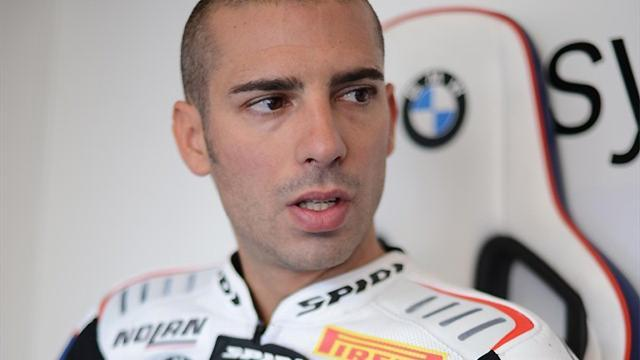 Superbike - Aragon WSBK: Melandri confident of fitness