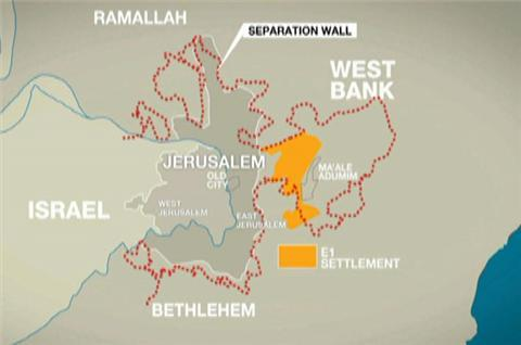 Israel rejects outcry over settlement plan