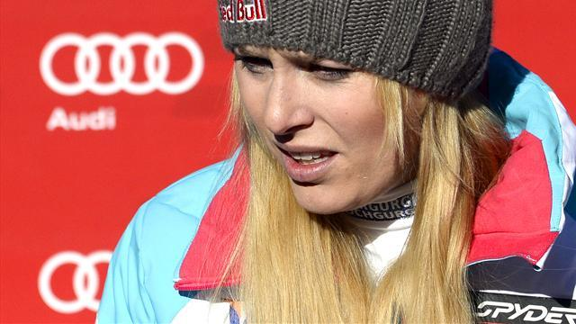 Winter Sports - Vonn's veto and reaction from Sochi's Social Network