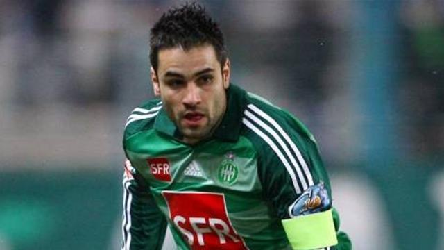 Ligue 1 - Injured St Etienne captain Perrin out for 10 days