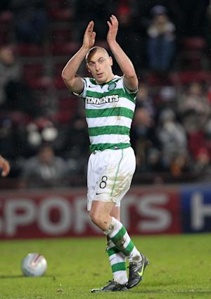 Celtic's Scott Brown cannot wait for European nights in Glasgow