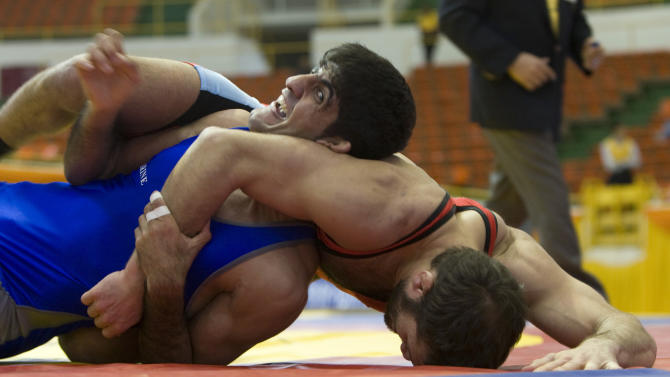 Political tension calmed by Olympic wrestling snub