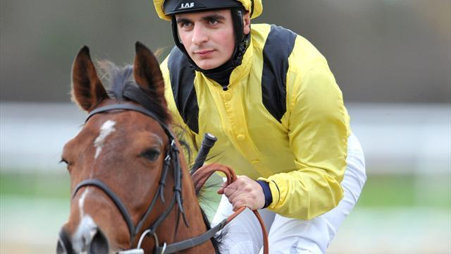 Horse Racing - Favourite Farraaj wins Winter Derby