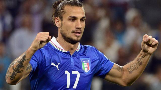 Serie A - Osvaldo: 'I'll dress as Jack Sparrow if Juventus win the Scudetto'