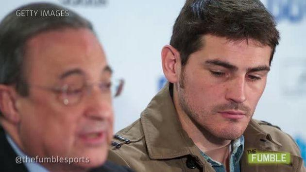 The Real Reason Iker Casillas Left Real Madrid for Porto FC