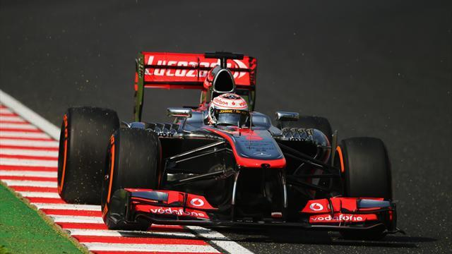 Formula 1 - Button downplays dull racing fears