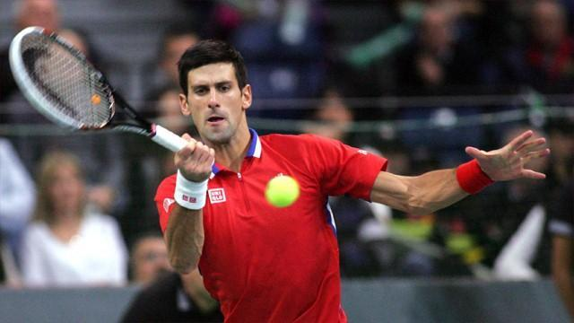 Davis Cup - Djokovic out of final doubles