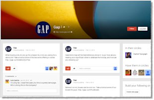 10 Top Brands with the Worst Google Plus Pages image Top Brands with the worst Google pages 3