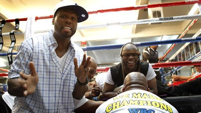 Boxing - Rapper 50 Cent might be right man for boxing