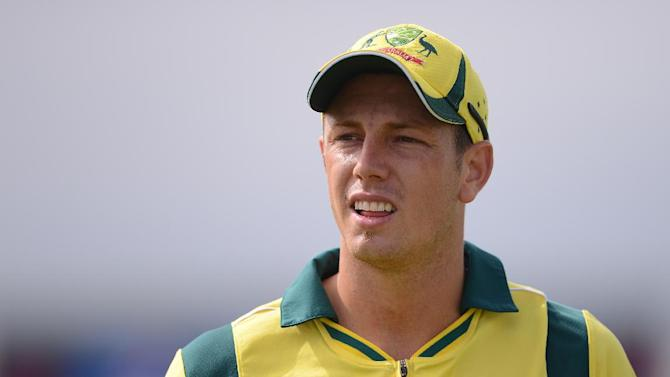 James Pattinson will miss the rest of the South Africa series