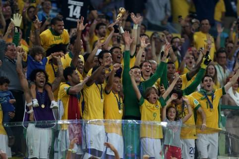 Brazil, UAE on the up in FIFA World Rankings