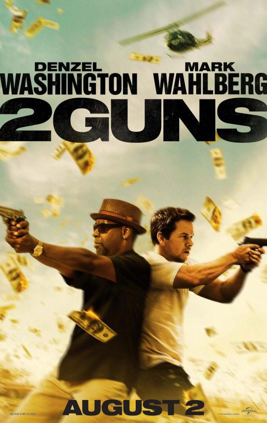 Denzel Washington Movie Titles - 2 Guns