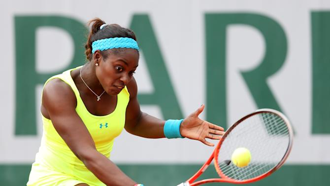 2013 French Open - Day Two