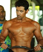 Hrithik Roshan Body-Building Secrets