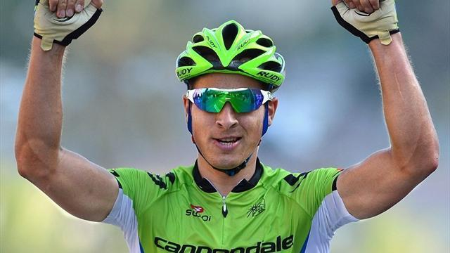Tour de France - Sagan strengthens hold on green with stage 7 win