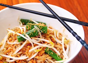 Takeout at Home: Pad Thai