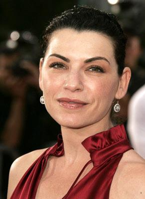 Premiere: Julianna Margulies at the Hollywood premiere of Dreamworks' Anchorman - 6/28/2004