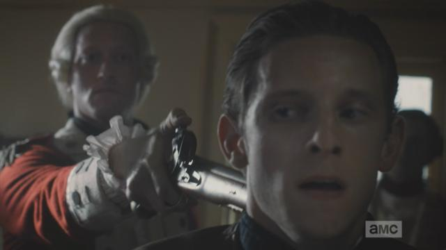 Exclusive Clip: Jamie Bell's Dangerous 'Turn'