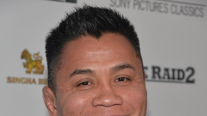 """Premiere Of Sony Picture Classics' """"The Raid 2"""" - Red Carpet"""