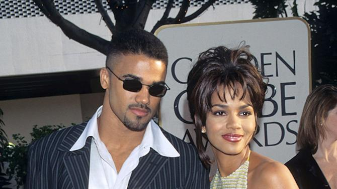 Shemar Moore, Halle Berry