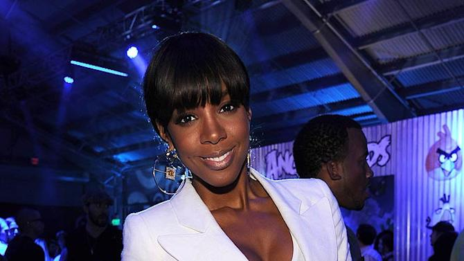Kelly Rowland Samsung Party