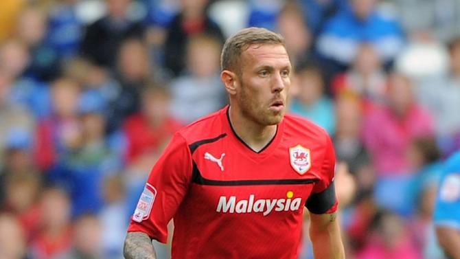 Craig Bellamy promised to match the funds that were raised by Cardiff supporters