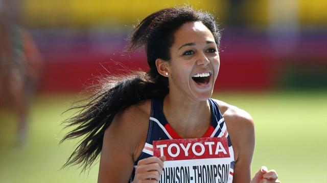 Athletics - Johnson-Thompson to compete at World Indoors, Dasaolu out