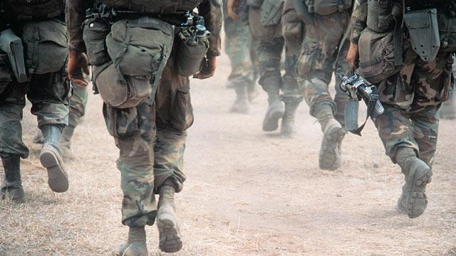 IOM: Military Needs Better Care for Addicts