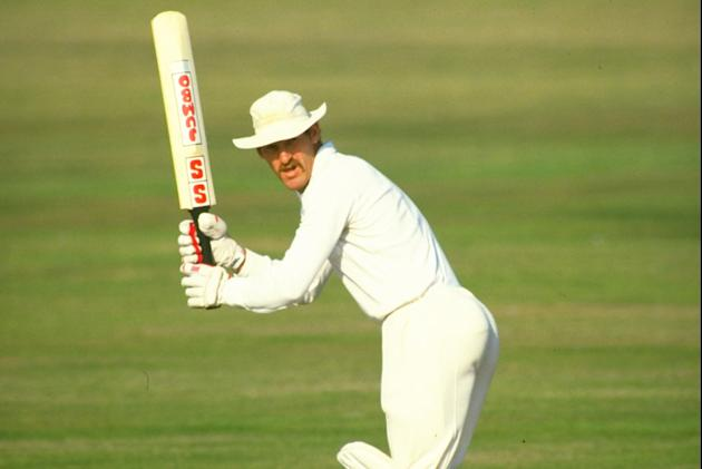Clive Rice of Nottinghamshire