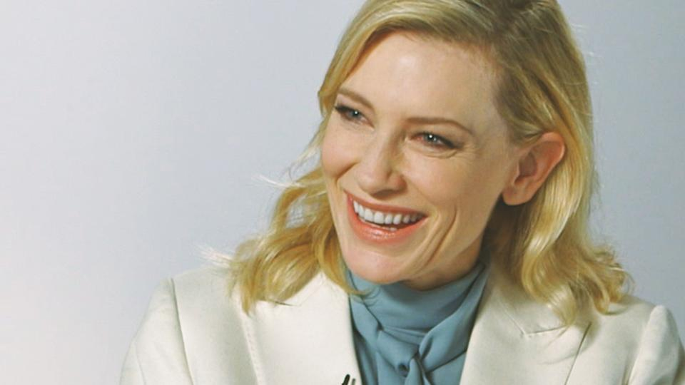 Actors on Actors: Cate Blanchett and Ian McKellen – Full Video