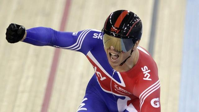British medal hopes: Sir Chris Hoy (cycling)