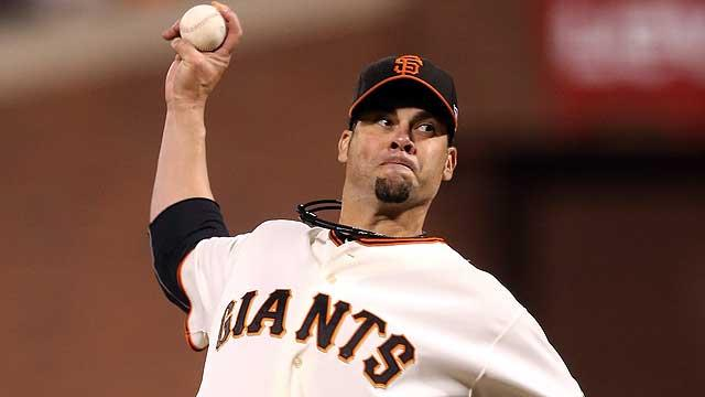 Ryan Vogelsong's Game 6 motivation