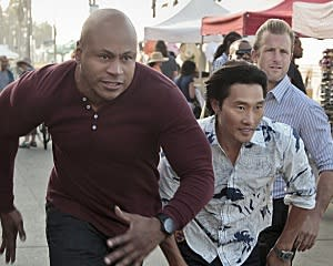 Ratings: NCIS: LA Is Tuesday's Only Gainer, as Many Eye Season/Series Lows