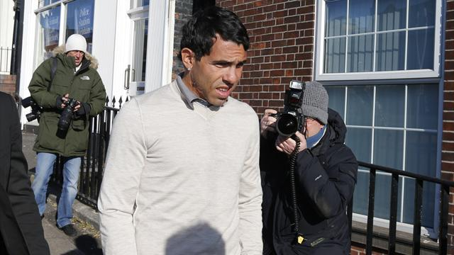 Serie A - Tevez 'will comply with' community service order