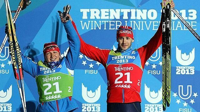 Winter Universiade - Russian gold rush in Trentino continues