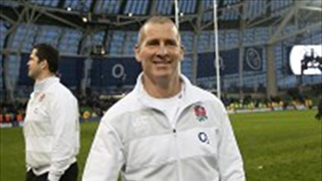 Rugby - Lancaster: England's young guns full of maturity
