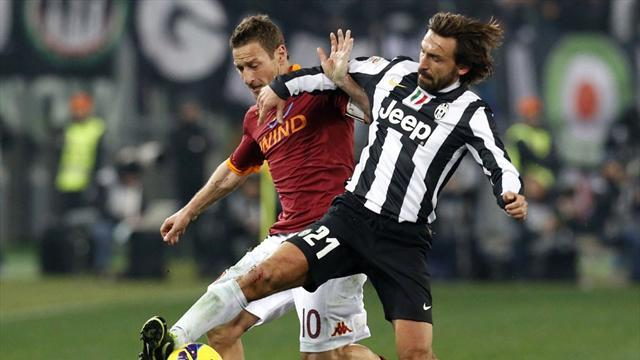 Serie A - Juve dominate annual awards
