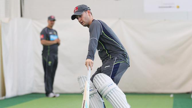 Australian Nets Session