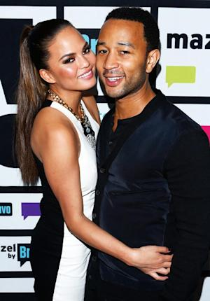 "Chrissy Teigen Dishes on Wedding to John Legend, Dream ""Princess"" Gown"