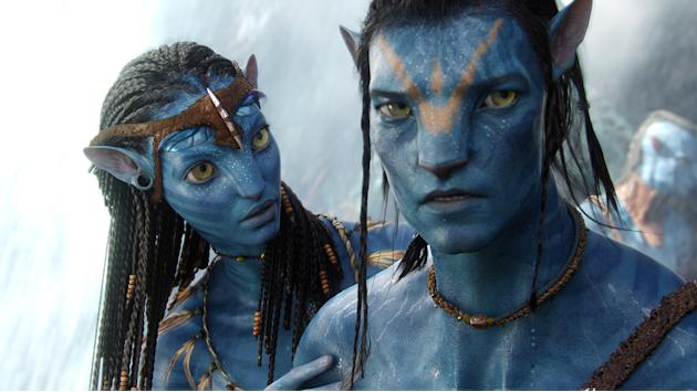 Avatar 20th Century Fox Production Photos 2009 - clone for billion