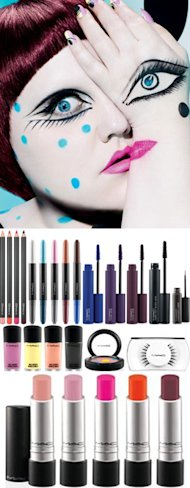 NEW! MAC Cosmetics Beth Ditto collection