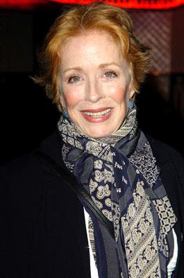 Premiere: Holland Taylor at the Los Angeles premiere of Universal Pictures' The Wedding Date - 1/27/2005